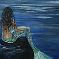 Enchanted Mermaid by Leslie Allen