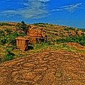 Enchanted Rock by Dennis Nelson