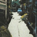 End Of The Road by Usha Shantharam