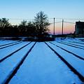 End Of The Tracks by Angus Hooper Iii