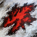Endeavor Abstract Expressionism by Karla Beatty