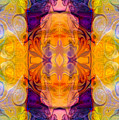 Energy Chambers Abstract Bliss Designs By Omashte by Omaste Witkowski