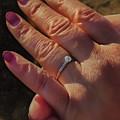 Engagement Ring by Daniel Penn