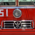 Engine 51 Grill by Tommy Anderson