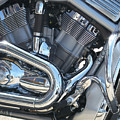 Engine Close-up 1 by Anita Burgermeister