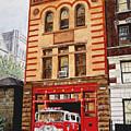 Engine Company 47 by Paul Walsh