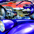 Engine Compartment 11 by Jeelan Clark