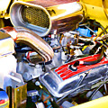 Engine Compartment 5 by Jeelan Clark