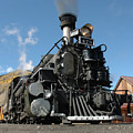 Engine Number 473 by Jerry McElroy
