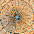 Engineered Wood Dome by Alain De Maximy