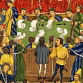 England: Court, 15th Century by Granger