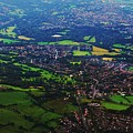 An Aerial Vision Of England by Marcus Dagan