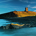 England, Northumberland, Dunstanburgh Castle by Jason Friend