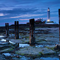 England, Tyne And Wear, St Marys Lighthouse by Jason Friend