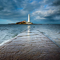 England, Tyne And Wear, Whitley Bay  by Jason Friend