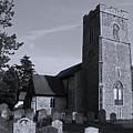 English Churchyard by Ann Horn