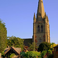 English Country Church by Chris Smith