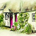 English Country Cottage Series by Morgan Fitzsimons