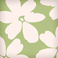 English Garden Floral Pattern by Mindy Sommers