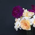 English Roses by Ilze Lucero