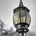 English Victorian Style Park Lamp by John W King