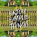 Enjoy Simple Things Marie Antoinette Hamlet Versailles by Beverly Claire Kaiya