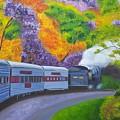 'enjoy Your Journey As Much As Your Destination' by Anila Ayilliath
