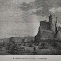 F 800  Enniscorthy Castle, 1792ad by Val Byrne