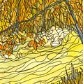 Eno River #25 by Katie Ree