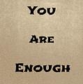 Enough #2 by Joseph S Giacalone