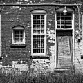 Enough Windows - Bw by Christopher Holmes