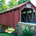Enslow/turkey Tail Covered Bridge by Jennifer Wick