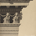 Entablature by Auguste Delacouture