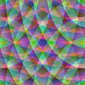 Entangled Curves Three by Joel Kahn