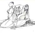 Entangled Women by Padamvir Singh