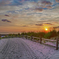 Enter Paradise- Avalon New Jersey by Bill Cannon