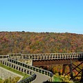 Enter The Kinzua Skywalk by Shelley Smith