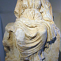 Enthroned Cybele by Andonis Katanos