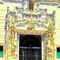 Entrance Casa Grande by John Schneider