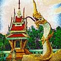 Entrance Dragon by Ian Gledhill