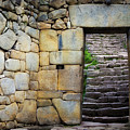 Entrance To Machupicchu by Doug Sturgess