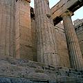Entrance To Past Life   Acropolis by Blima Efraim