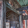 Entrance To Preservation Hall, New Orleans by Lori Werhane