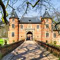 Entrance To The Castle, Belgium by Sinisa CIGLENECKI
