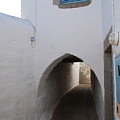 Entrance Tunnel At Monastery Of Saint John The Theologian by Just Eclectic