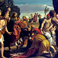Entry Into Jerusalem by After Pedro Orrente