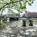 Entry To Prague by Sharon Popek