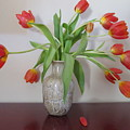 Entryway Bouquet by Judith Turner
