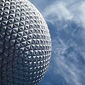 Epcot Architecture by Billy Soden