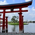Epcot Japan by Debra K Gallagher